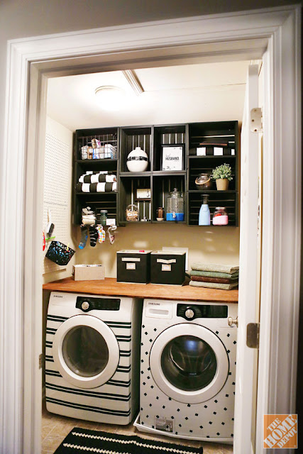 Small Laundry Room 6