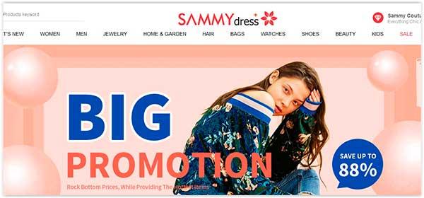 hjemmeside til køb af tøj fra Kina online