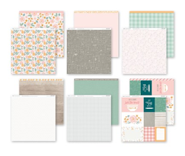 April Featured Paper Pack