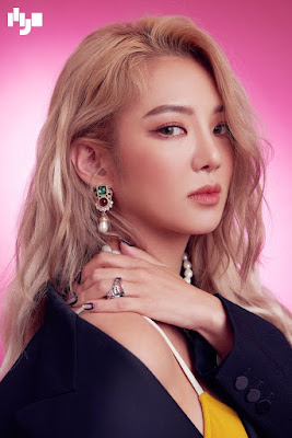 [COMEBACK] Hyoyeon 효연 -HYO- vuelve con Punk Right Now.