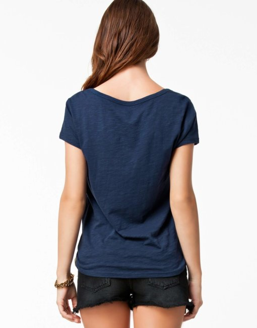 Indigo Blue Tee Lee Jeans