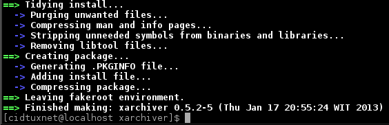 How to install software/packages from AUR (Arch User Repository)