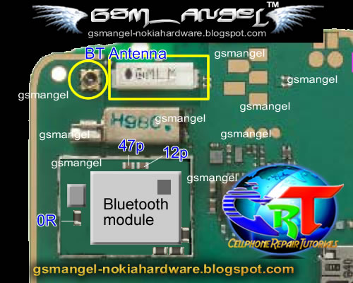 Nokia C3-00 Bluetooth failure solution