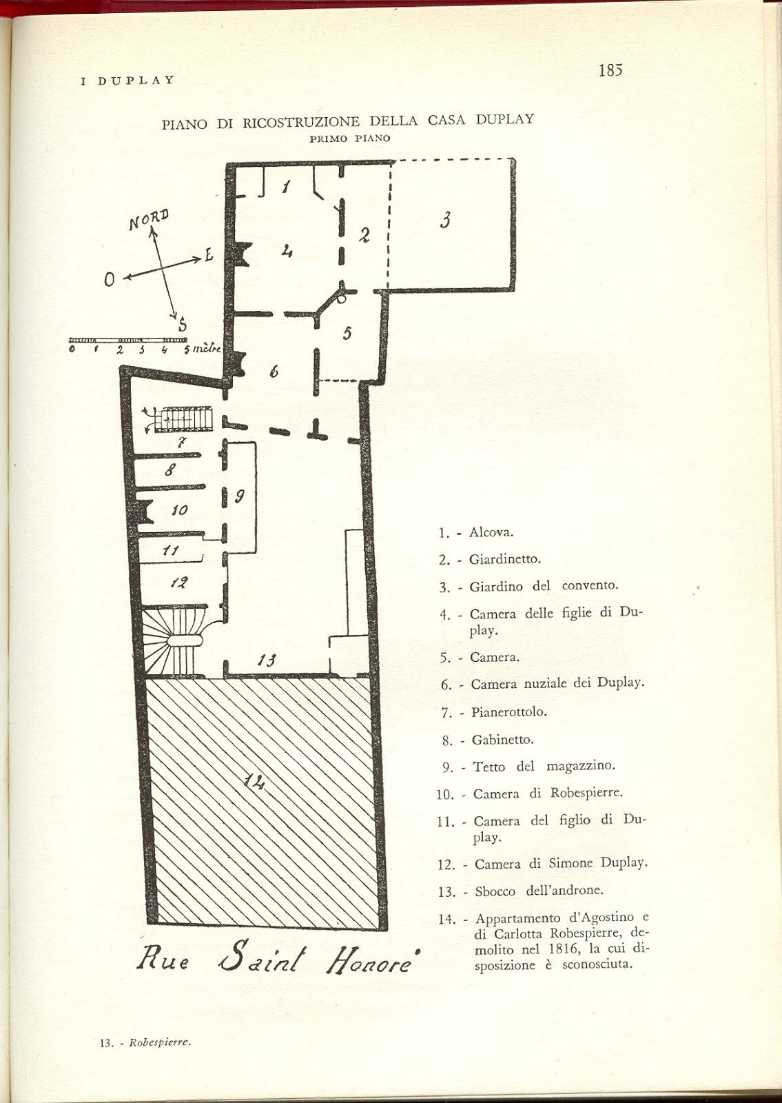 Il caff della rivoluzione l 39 enigma dei corridoi 30 for Piani di casa di 1600 piedi quadrati