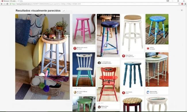 Hay que ser selectivo en los pines que guardes en Pinterest en cuanto a su imagen y su valor