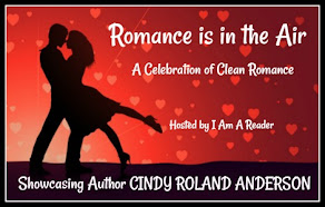 Romance is in the Air featuring Cindy Roland Anderson - 6 February