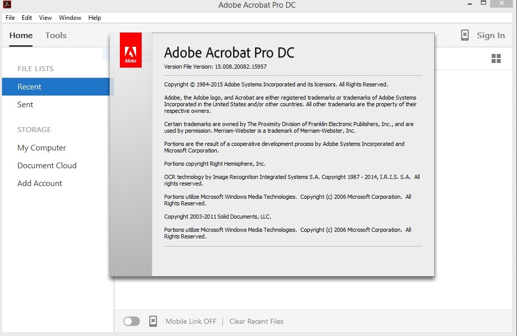 acrobat pro for mac crack