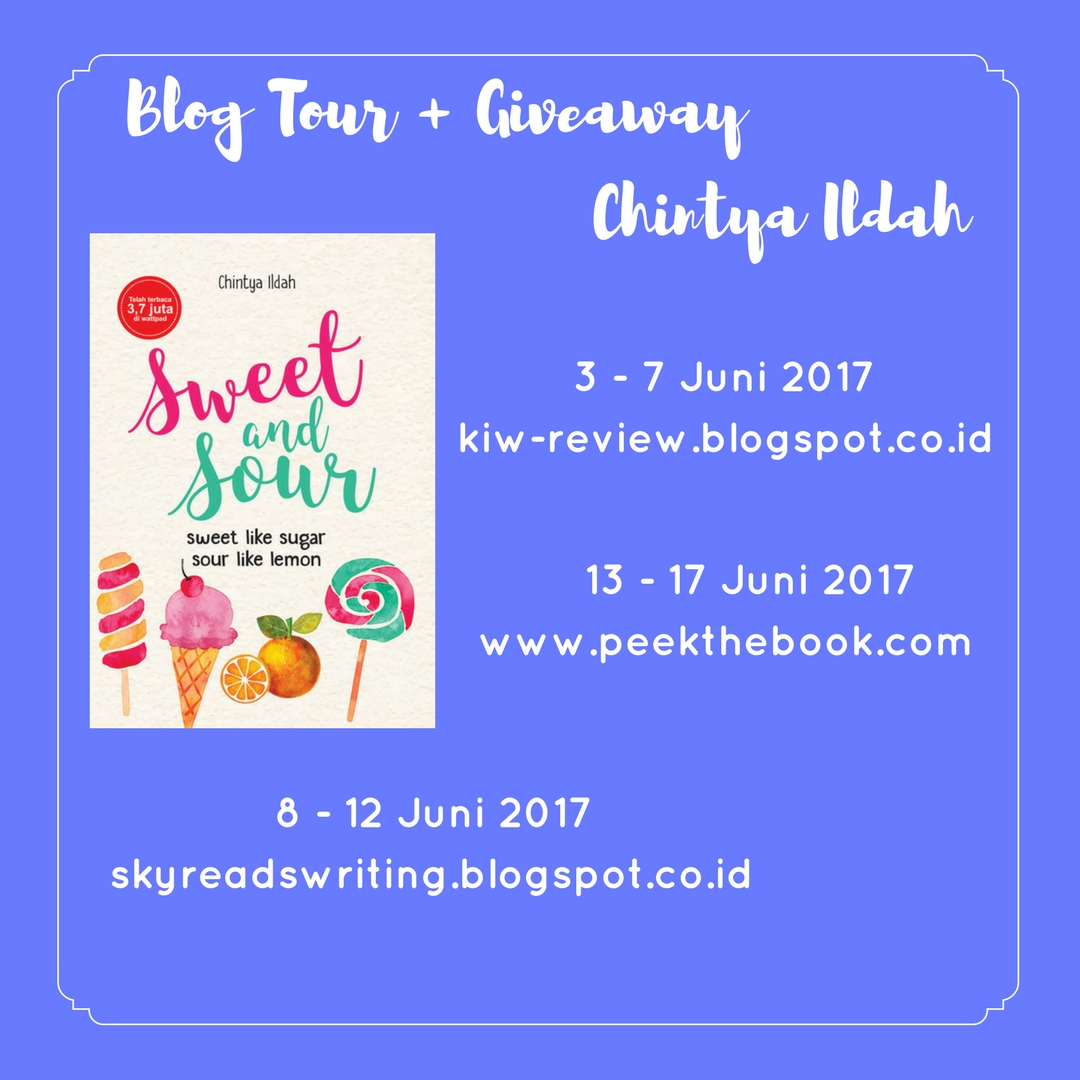 giveaway dan blogtour buku