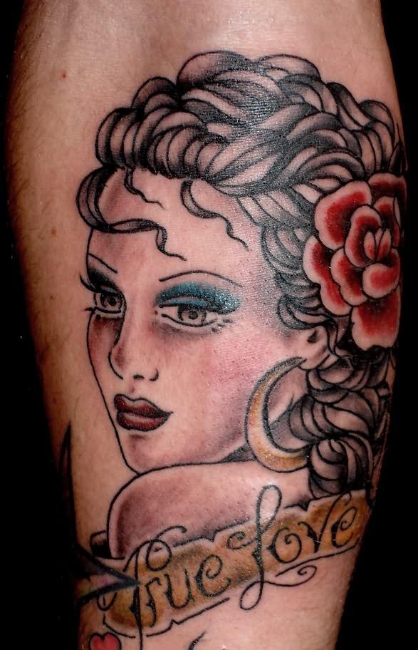 tatuajes true love de amor