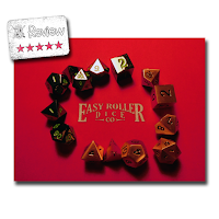 Frugal GM Review: Metal Dice from Easy Roller Dice Co.