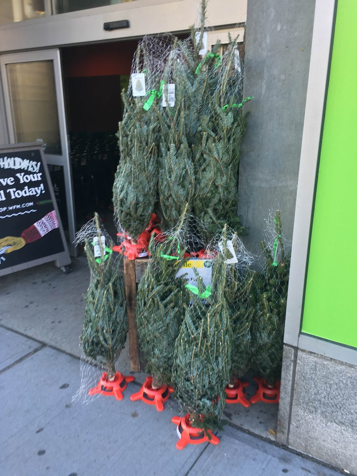 EV Grieve: Just in time for Thanksgiving, Whole Foods Market ...