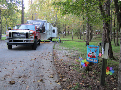 FALL CREEK FALLS CAMPGROUND