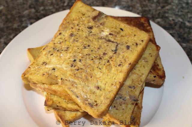 berry dakara, french toast, sardine french toast, breakfast idea, brunch idea, breakfast, brunch, easy breakfast recipe, quick recipes, brunch recipe