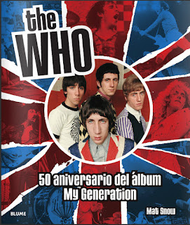 The Who. 50 aniversario del álbum My Generation