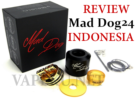 Review RDA Mad Dog Indonesia, Gooner Killer?