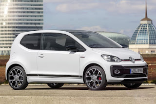 Volkswagen Up! GTI Concept (2017) Front Side
