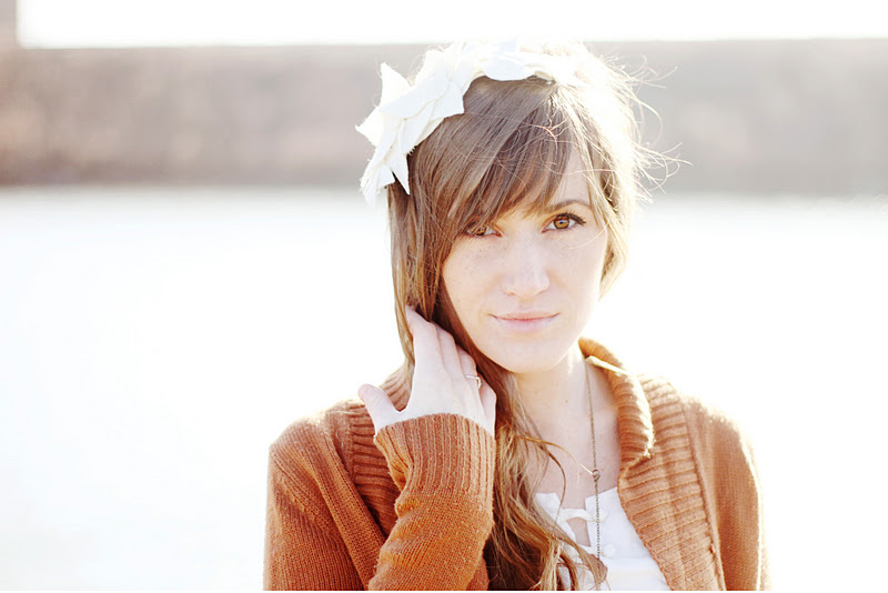 Sincerely, Kinsey: Vintage Inspired Hairpiece | DIY