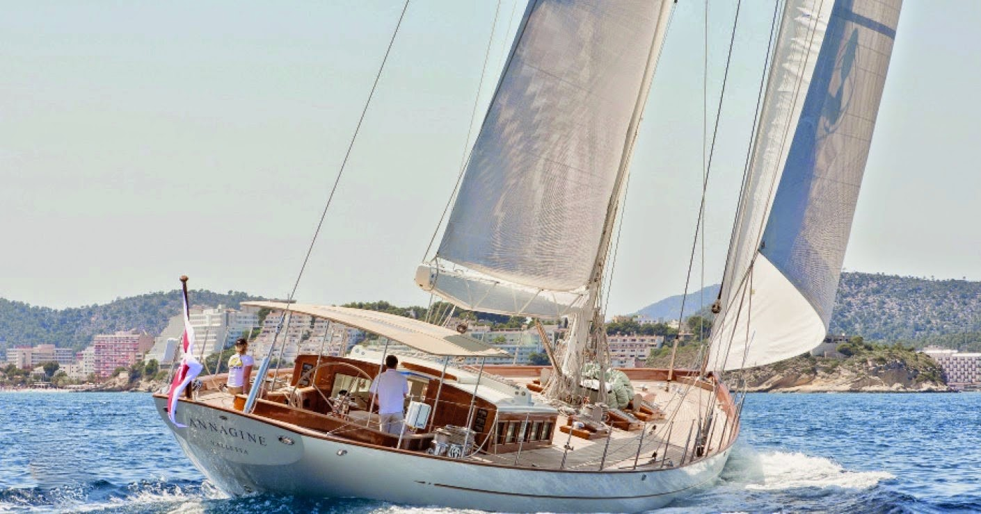 Alquilar veleros baratos en Ibiza
