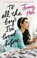 "Portada del libro ""To all the boys I've loved before"", de Jenny Han"