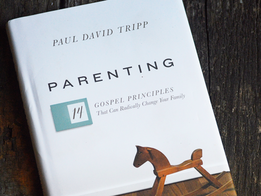 Parenting: 14 Gospel Principles That Can Radically Change Your Family {A Book Review & Giveaway}