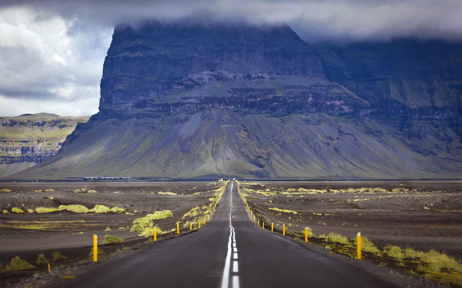 vuelta a Islandia por la carretera circular