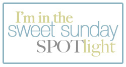 Sweet Sunday Spotlight