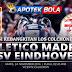 Prediksi Pertandingan - Atletico Madrid vs PSV Eindhoven 24 November 2016 Liga Champion
