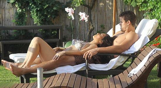Kim Kardashian's Honeymoon Hot, Sexy, Bikini Photos in ...