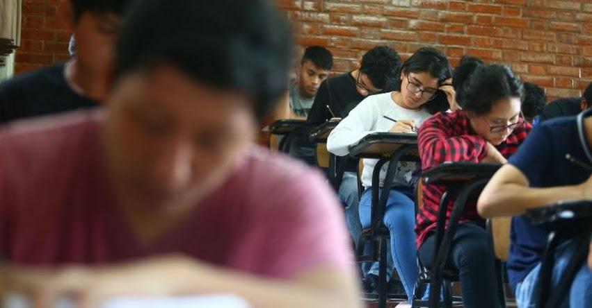 MINEDU facilita continuidad de estudios de alumnos de universidades con licencia denegada (R. VM. Nº 056-2020-MINEDU)
