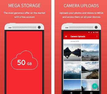 Download MEGA v3.0.11.5 Apk