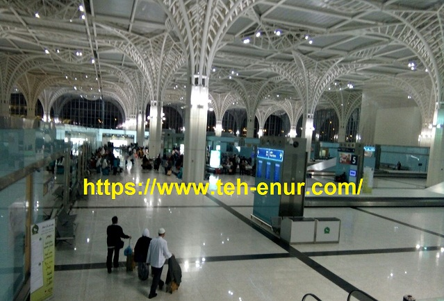 Bandara Internasional Pangeran Mohammad bin Abdul Aziz, Madinah, Arab Saudi