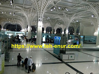 Ini Yang Saya Alami Ketika Pertama Kali Tiba Di Bandara Internasional Pangeran Mohammad bin Abdul Aziz, Madinah, Arab Saudi