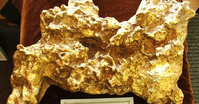 World S Largest Gold Nuggets Gold History Gold Price