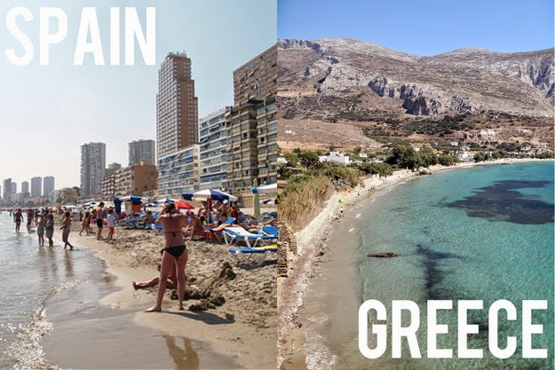 26. Greeks leave paradise intact, unlike their Mediterranean neighbors. - 49 Reasons To Love Hellas (Greece)