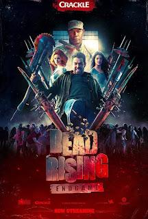 Sinopsis Film Dead Rising: Endgame (2016)