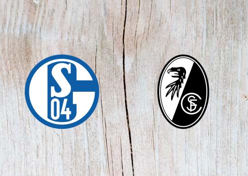 Schalke vs Freiburg - Highlights 16 February 2019
