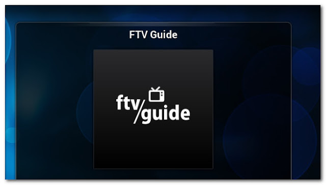 Programs - Add-ons FTV Guide For IPTV XBMC | KODI