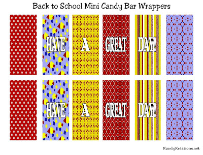Chocolate makes everything better, even going back to school. So set your kids on the right note with these Back to School Hershey Mini candy bar wrapper printables. Simply print, cut, wrap and enjoy!