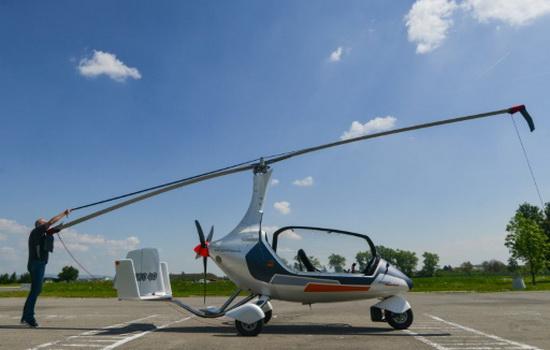 KeSimpulan GyroDrive Mendapatkan Izin Dikendarai di Darat dan Udara