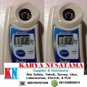 Jual Infrared Atago Refractometer Atago PAL-1 di Pekanbaru