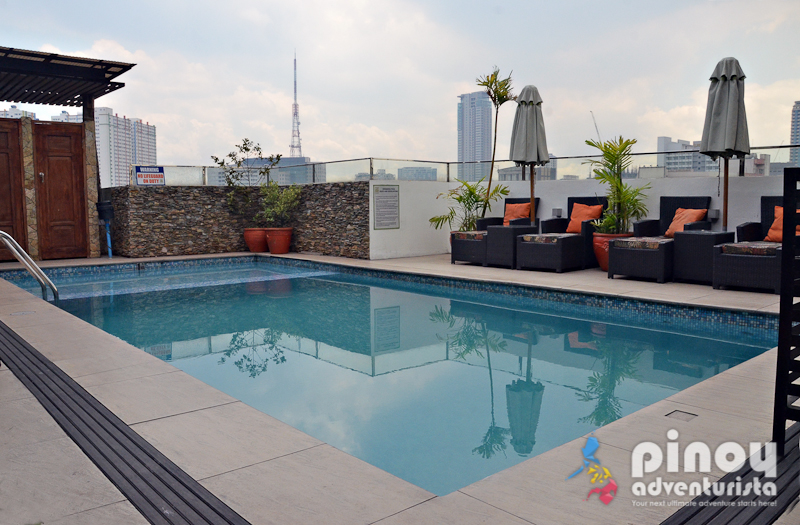 Cocoon boutique hotel a lovely eco friendly hotel in - Private swimming pool near metro manila ...
