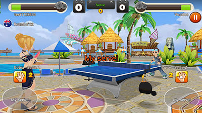 King of Ping Pong: Table Tennis v1.0.5 APK Terbaru
