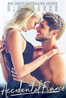 Accidental Fiancé - a romance book by R.R. Banks