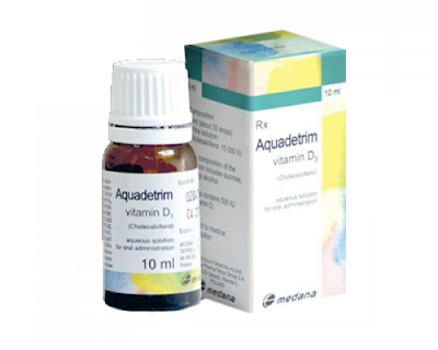 Aquadetrim Vitamin D3