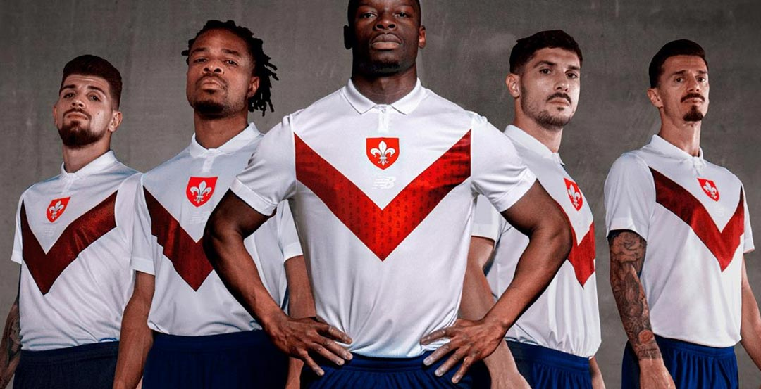 Pure Class | New Balance Lille 75th Anniversary Kit Released ...