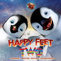 Happy Feet 2 sång - Happy Feet 2 musik - Happy Feet 2 soundtrack