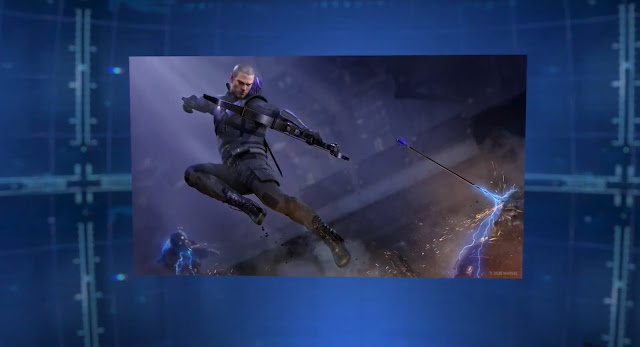 marvel's avengers war table beta info gameplay hawkeye