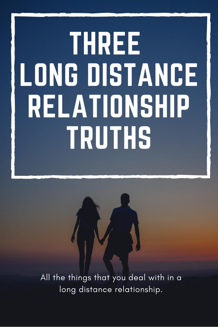 3 Long Distance Relationship Truths / ChemGradBoom