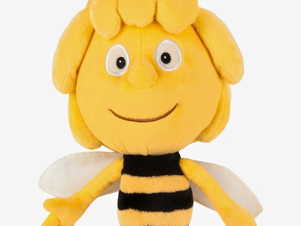#Win A Maya The Bee and Willy Plush