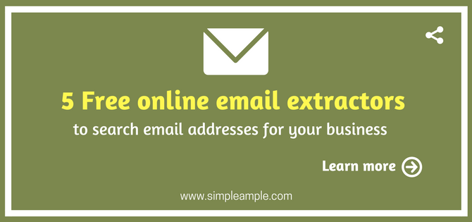 how to find email addresses online for free